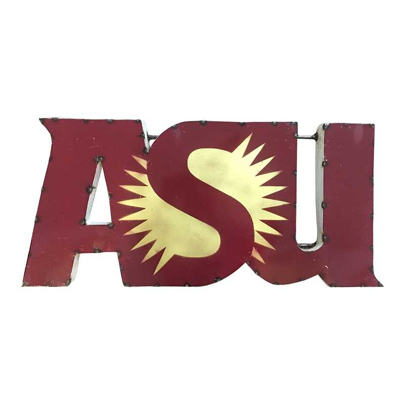 ASUWD: LRT AZ ST Sun Metal Décor