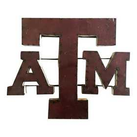 ATMWD: LRT TX AM ATM Metal Décor