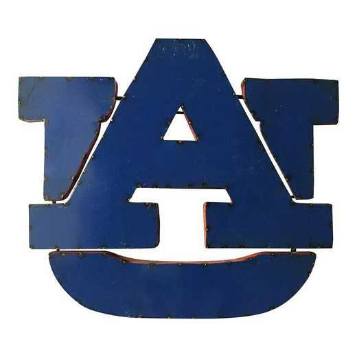 AUWD: LRT Auburn AU Metal Décor