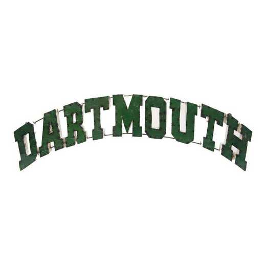 DARTMOUTHWD: Dartmouth recycled metal wall décor