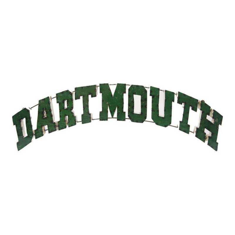 DARTMOUTHWD: Dartmouth recycled metal wall décor