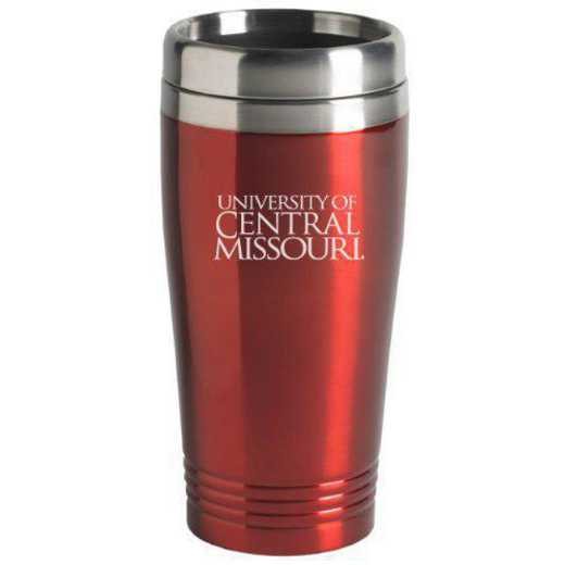 150-RED-CMSU-L1-SMA: LXG 150 TUMB RED, Central Missouri