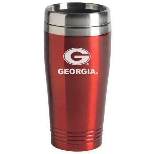 150-RED-GEORGIA-L1-CLC: LXG 150 TUMB RED, University of Georgia