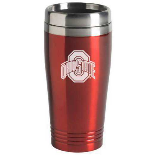 150-RED-OHIOST-L1-IND: LXG 150 TUMB RED, Ohio State