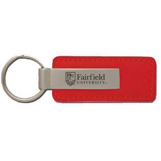1540-RED-FAIRFLD-L2-SMA: LXG 1540 KC RED, Fairfield University