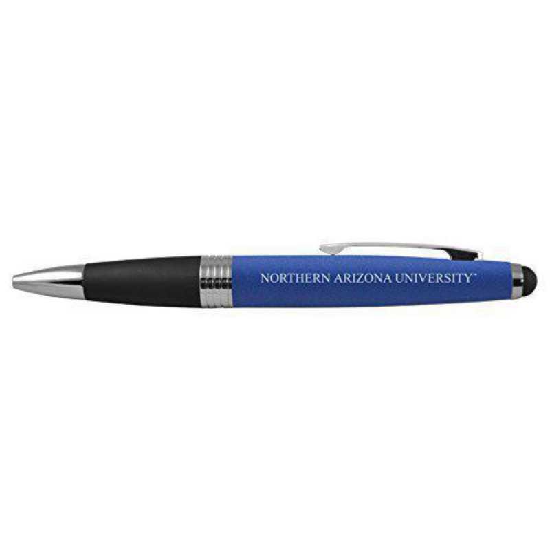 Blue Northern Arizona University Twist Action Ballpoint Pen