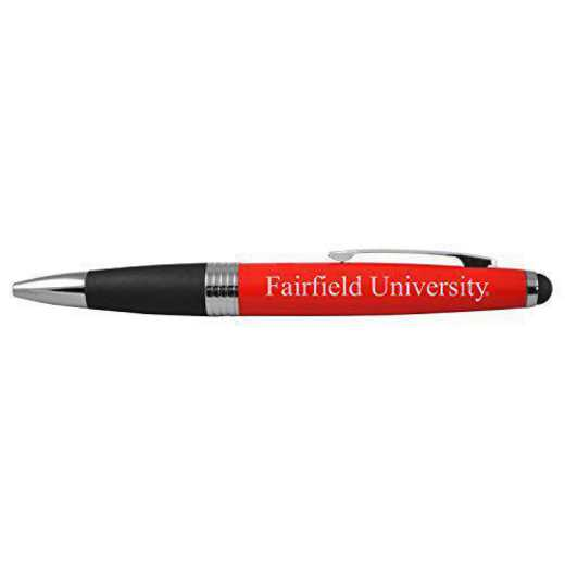 DA-2020-RED-FAIRFLD-SMA: LXG 2020 PEN RED, Fairfield University