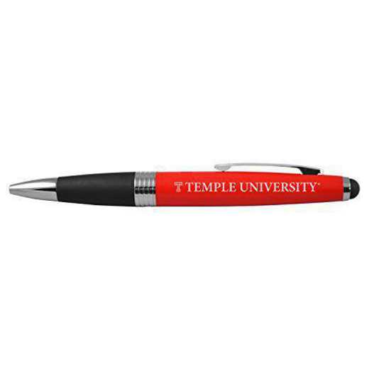 DA-2020-RED-TEMPLE-LRG: LXG 2020 PEN RED, Temple