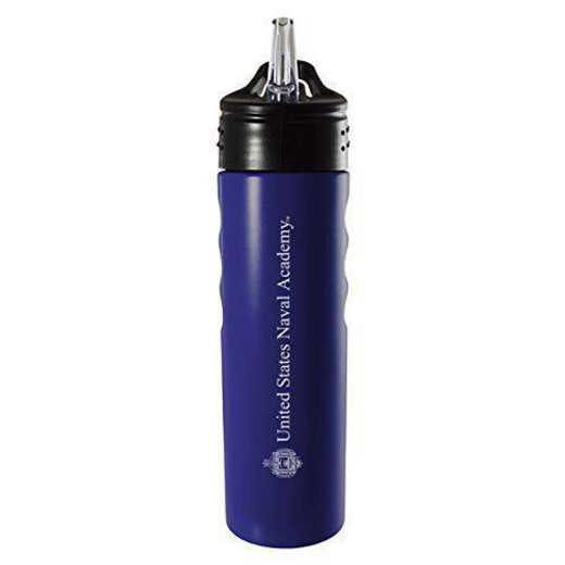 BOT-400-BLU-NAVY-LRG: LXG 400 BOTTLE BLU, Navy