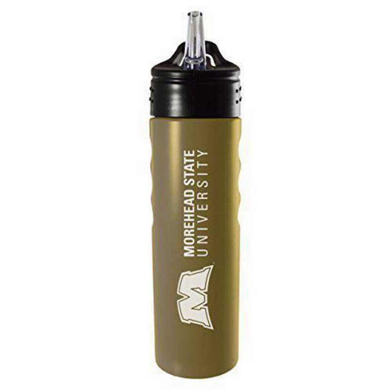 BOT-400-GLD-MOREHD-LRG: LXG 400 BOTTLE GLD, Morehead University