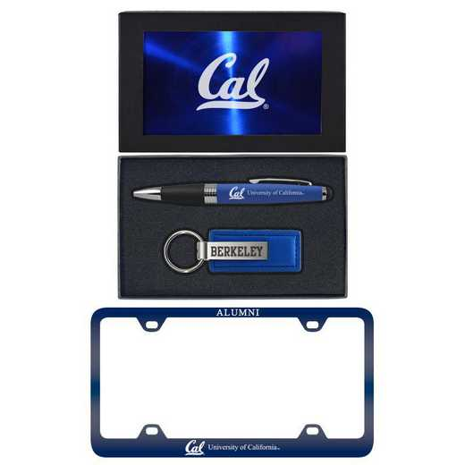 SET-A3-CALBERK-BLU: LXG Set A3 pen KC Tag, California-Berkeley