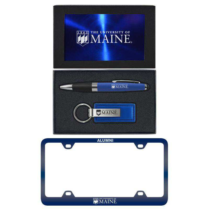 SET-A3-MAINE-BLU: LXG Set A3 pen KC Tag, Maine