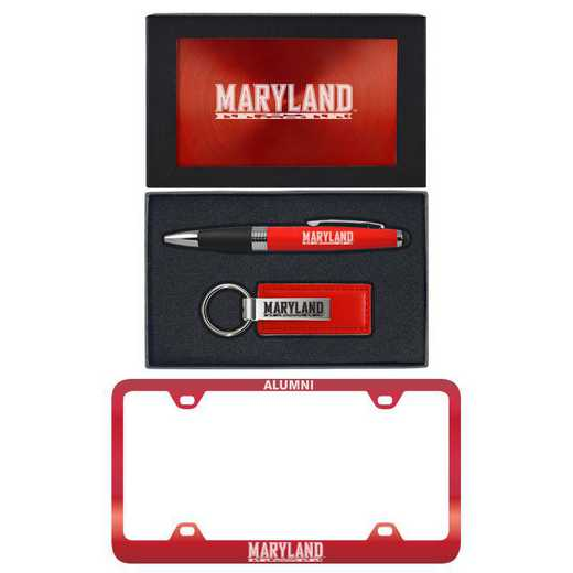 SET-A3-MARYLND-RED: LXG Set A3 pen KC Tag, Maryland