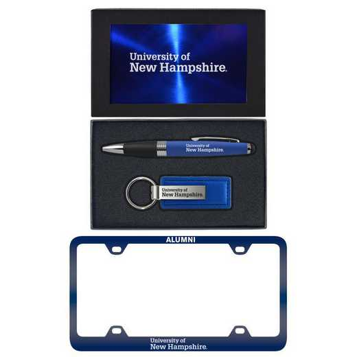 SET-A3-NEWHAMP-BLU: LXG Set A3 pen KC Tag, New Hampshire