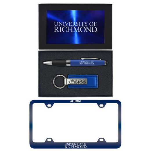 SET-A3-RICHMON-BLU: LXG Set A3 pen KC Tag, Richmond