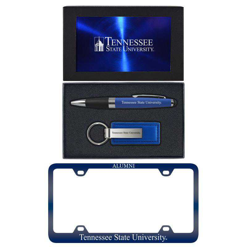 SET-A3-TENNST-BLU: LXG Set A3 pen KC Tag, Tennessee State