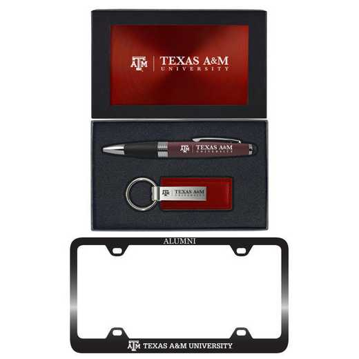 SET-A3-TXA&M-BUR: LXG Set A3 pen KC Tag, Texas A&M