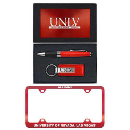 SET-A3-UNLV-RED: LXG Set A3 pen KC Tag, Nevada-Las Vegas