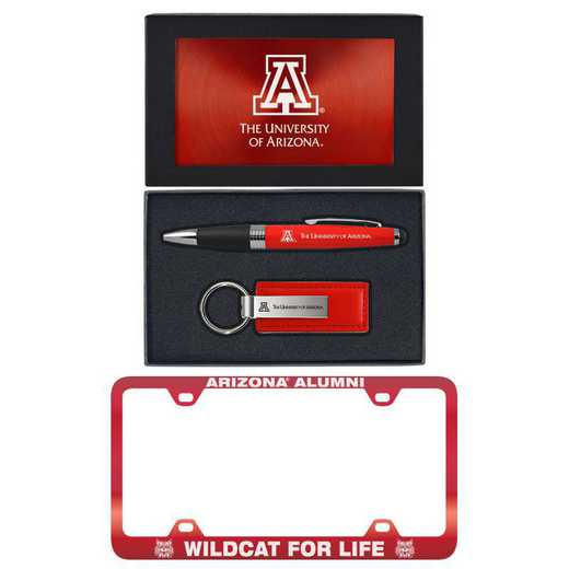 SET-A3-UOFA-RED: LXG Set A3 pen KC Tag, Arizona