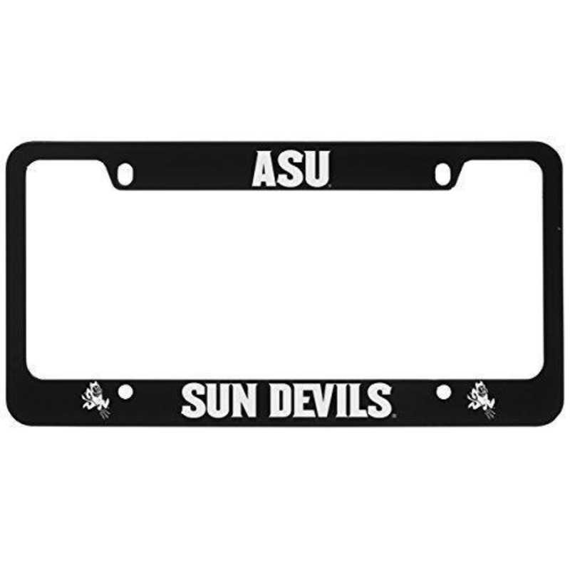 SM-31-BLK-ASU-1-CLC: LXG SM/31 CAR FRAME BLACK, Arizona State
