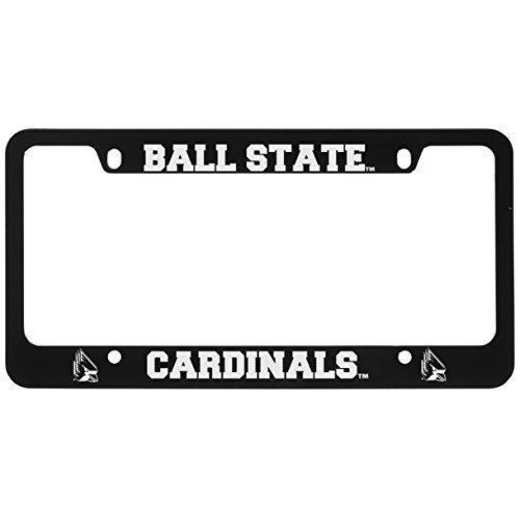 SM-31-BLK-BALLST-1-LEARFIELD: LXG SM/31 CAR FRAME BLACK, Ball State