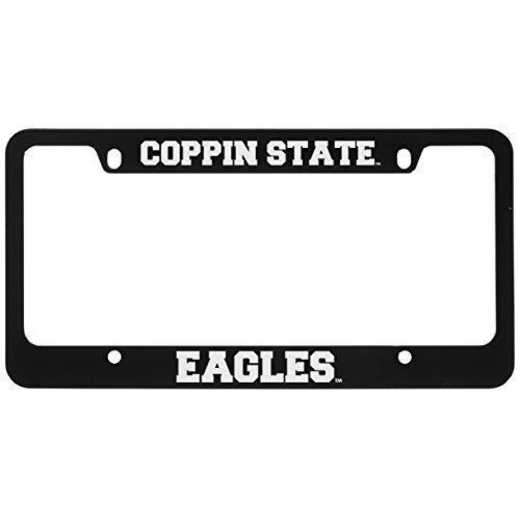 SM-31-BLK-COPPIN-1-SMA: LXG SM/31 CAR FRAME BLACK, Coppin State