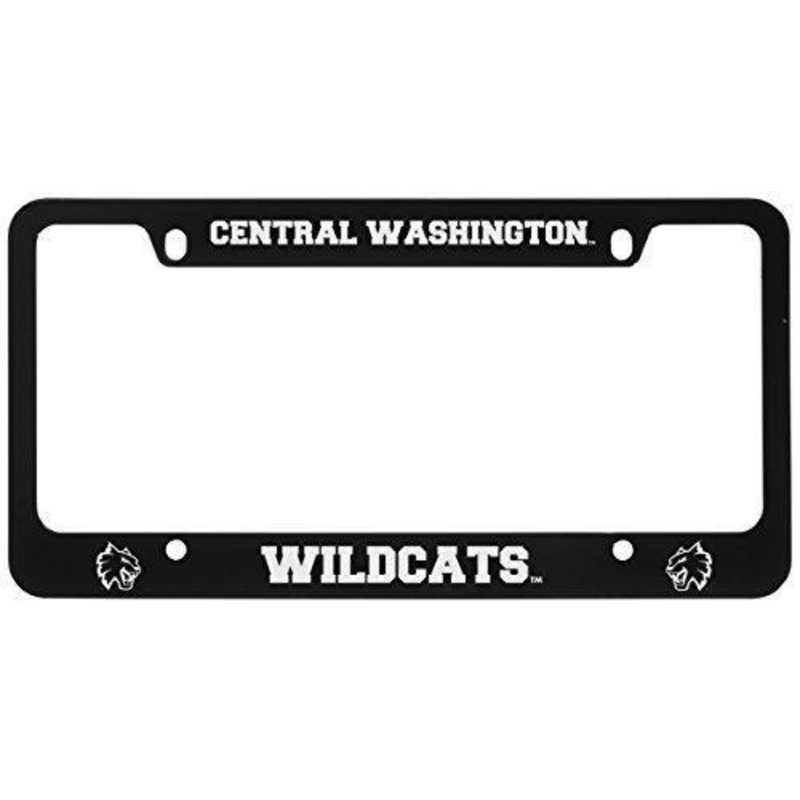 SM-31-BLK-CWU-1-CLC: LXG SM/31 CAR FRAME BLACK, Central Washington