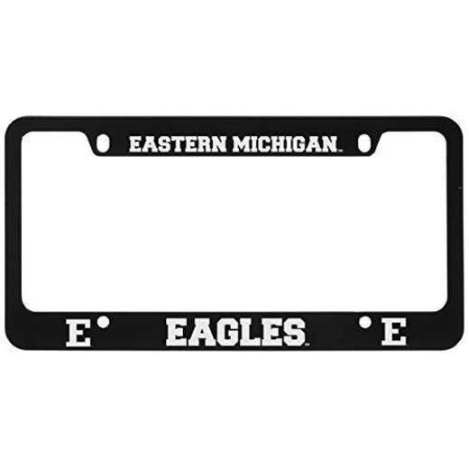 SM-31-BLK-EASTMICH-1-CLC: LXG SM/31 CAR FRAME BLACK, Eastern Michigan