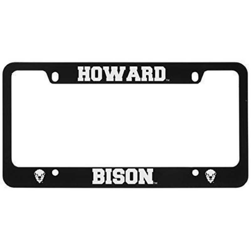 SM-31-BLK-HOWARD-1-CLC: LXG SM/31 CAR FRAME BLACK, Howard Univ