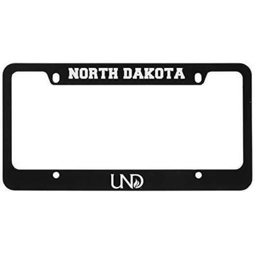SM-31-BLK-NDAKOTA-1-LRG: LXG SM/31 CAR FRAME BLACK, North Dakota