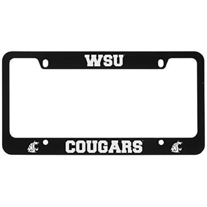 SM-31-BLK-WSU-1-CLC: LXG SM/31 CAR FRAME BLACK, Washington State