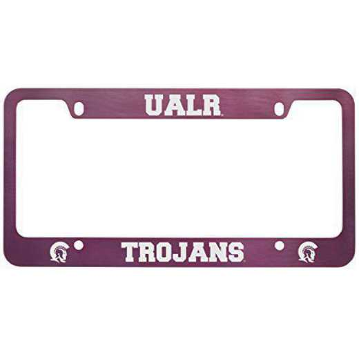SM-31-PNK-ARKLTRK-1-LEARFIELD: LXG SM/31 CAR FRAME PINK, Arkansas-Little Rock