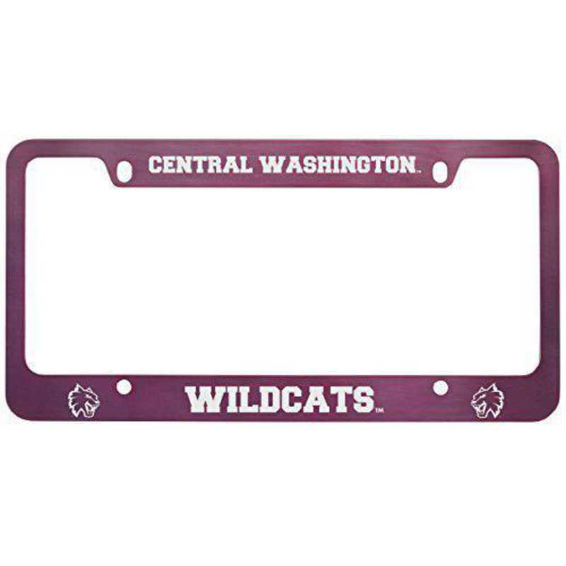SM-31-PNK-CWU-1-CLC: LXG SM/31 CAR FRAME PINK, Central Washington