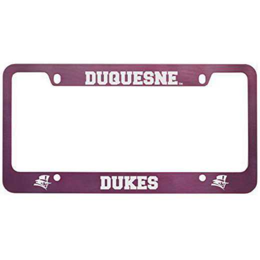 SM-31-PNK-DUQUESNE-1-SMA: LXG SM/31 CAR FRAME PINK, Duquesne University