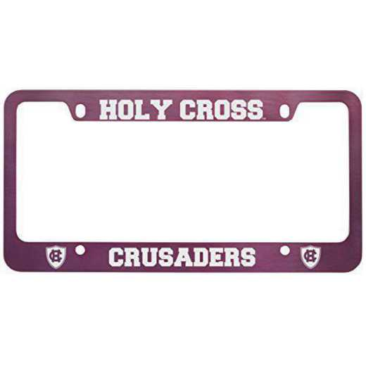SM-31-PNK-HLYCROSS-1-LRG: LXG SM/31 CAR FRAME PINK, Holy Cross