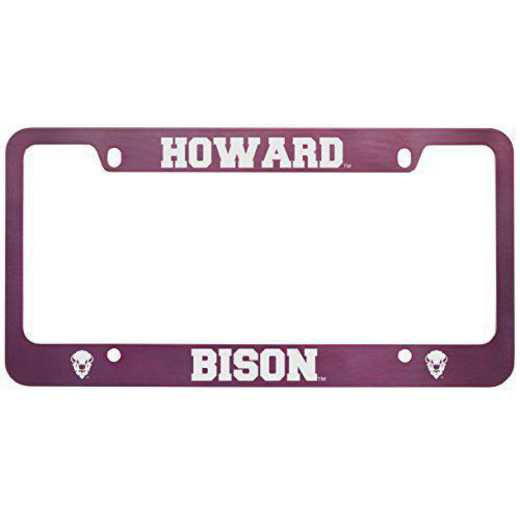 SM-31-PNK-HOWARD-1-CLC: LXG SM/31 CAR FRAME PINK, Howard Univ