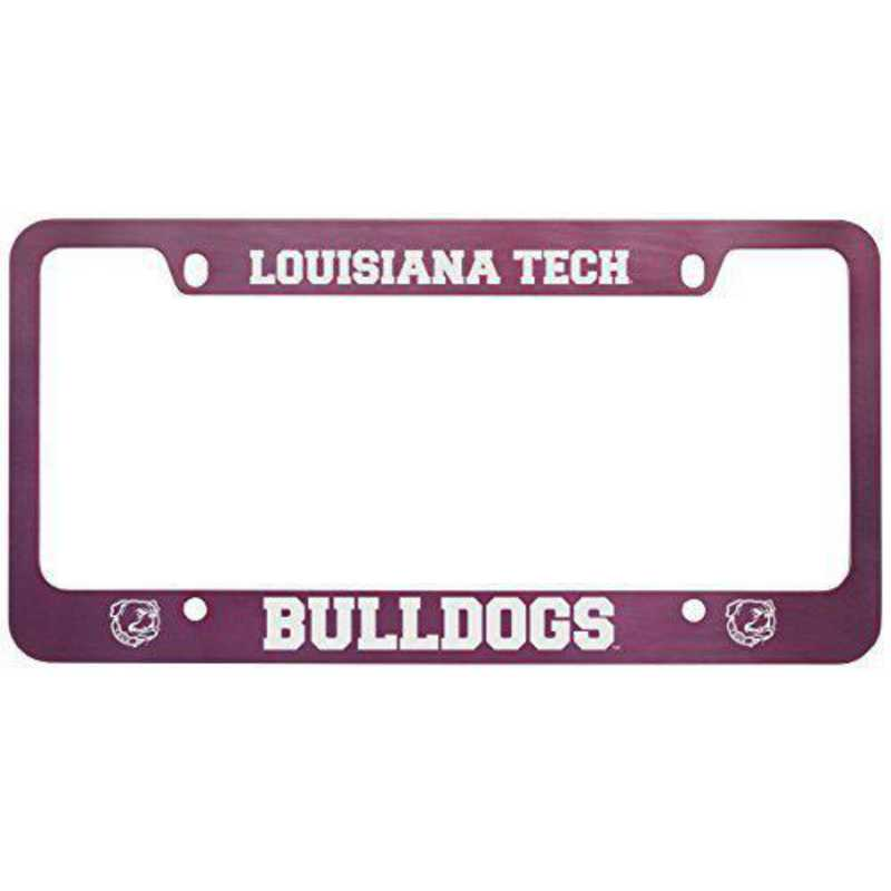 SM-31-PNK-LATECH-1-CLC: LXG SM/31 CAR FRAME PINK, Louisiana Tech