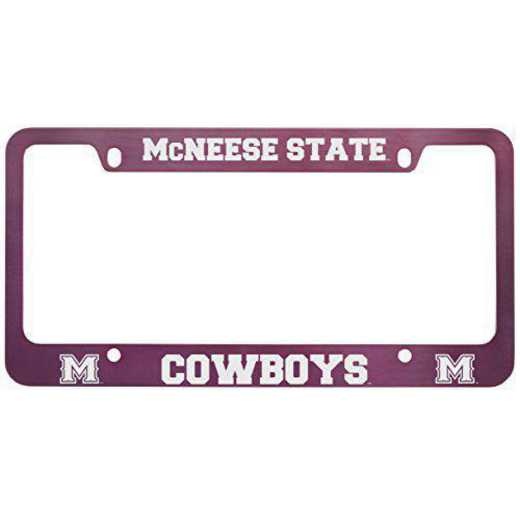 SM-31-PNK-MCNEESE-1-CLC: LXG SM/31 CAR FRAME PINK, McNeese State