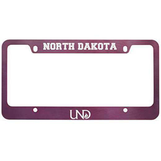 SM-31-PNK-NDAKOTA-1-LRG: LXG SM/31 CAR FRAME PINK, North Dakota