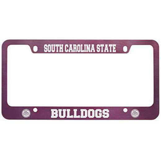 SM-31-PNK-SCARLNAST-1-LRG: LXG SM/31 CAR FRAME PINK, South Carolina State