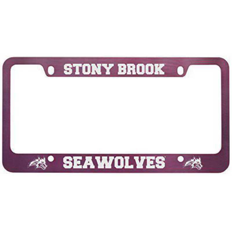 LXG Inc Stony Brook University-16 oz Stainless Steel Mug-Red