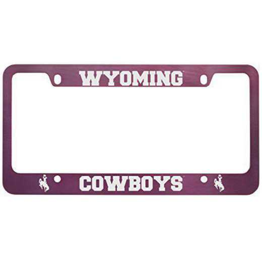 SM-31-PNK-WYOMING-1-CLC: LXG SM/31 CAR FRAME PINK, Wyoming