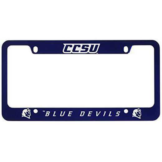 SM-31-BLU-CNTRLCT-1-LRG: LXG SM/31 CAR FRAME BLUE, Central Connecticut