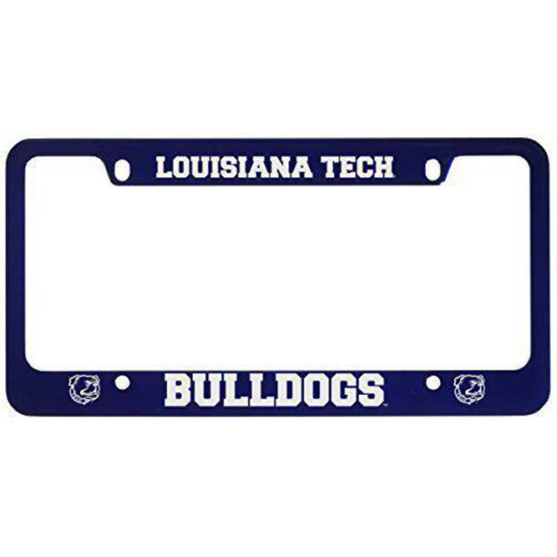 SM-31-BLU-LATECH-1-CLC: LXG SM/31 CAR FRAME BLUE, Louisiana Tech