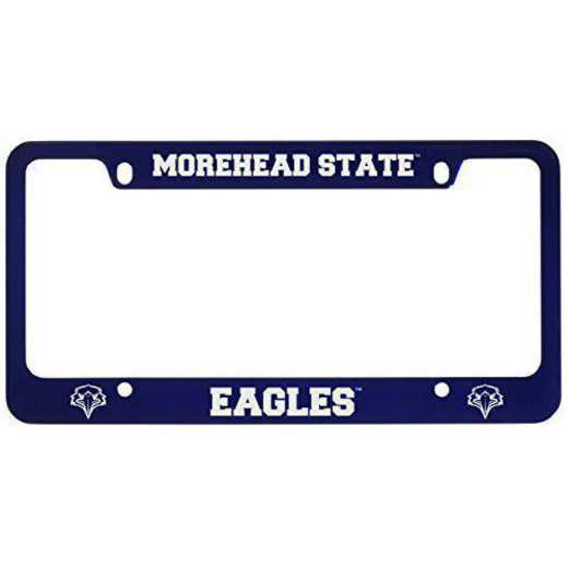 SM-31-BLU-MOREHD-1-LRG: LXG SM/31 CAR FRAME BLUE, Morehead University