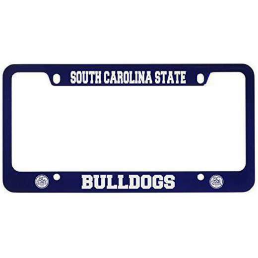 SM-31-BLU-SCARLNAST-1-LRG: LXG SM/31 CAR FRAME BLUE, South Carolina State
