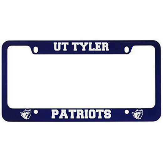 SM-31-BLU-TXTYLER-1-SMA: LXG SM/31 CAR FRAME BLUE, Texas at Tyler