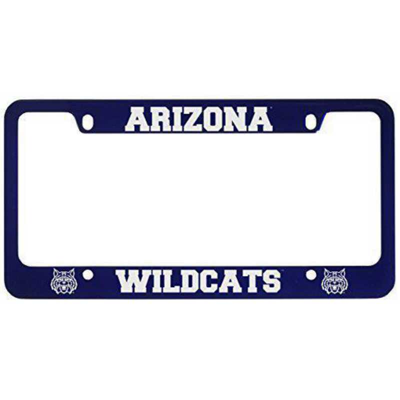 SM-31-BLU-UOFA-1-CLC: LXG SM/31 CAR FRAME BLUE, Arizona