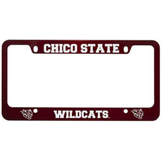 SM-31-RED-CSUCHCO-1-SMA: LXG SM/31 CAR FRAME RED, Cal State Chico