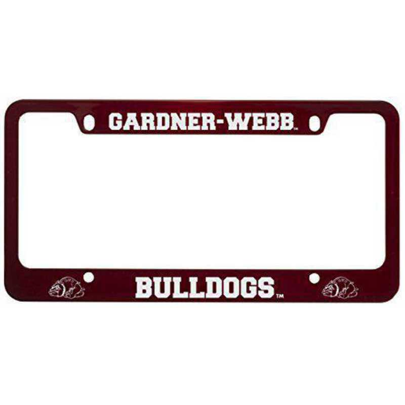 SM-31-RED-GARDWEB-1-LRG: LXG SM/31 CAR FRAME RED, Gardner Webb Univ